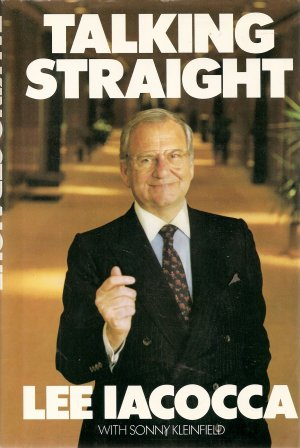 Talking Straight by Lee Iacocca