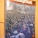 Magnus Chord Organ Music Book Great Music Festivals Book # 61