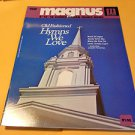 Magnus 12-16 Chord Organ Music Book Old Fashioned Hymns We love Book # 202