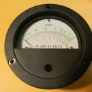 D.V.S. Inc. OHMS  Panel Meter AC and DC Volts