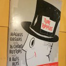 Magnus Chord Organ Music Book Tune Toppers by Adele Scott Book # 3003 , 1920