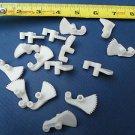 Lot 100 Plastic selector  gears 12 teeth
