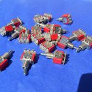 Lot 19 , C & K miniature toggle switches 7103