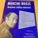 Magnus Chord Organ  Mancini Magic # 658