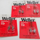 Lot 4 Weller replacement soldering tips SP23
