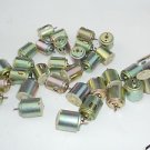 "Lot 33 Mabuchi miniature motors 15/16"" od x 1 1/16"" long"