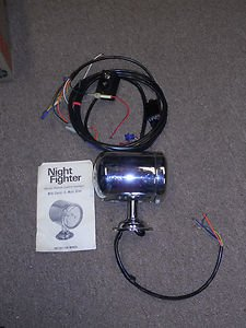 Micro Optics Night Fighter remote Control Spotlight