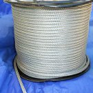 Grounding Braided flat, tin-plated copper conductor 1/4""