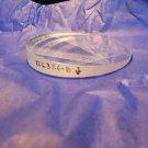 "Optical wedge BK - 7 Glass 31/2"" diameter"