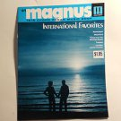 "Magnus Chord Organ Music"" International Favorites "" , # 41 ,  12 -16 chord"