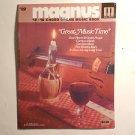 """Magnus Chord Organ Music"""" Great Music Time """" , # 22 , 12 - 16 chord"""