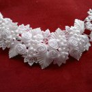Wedding  bridal hair/corsage  flower accessory