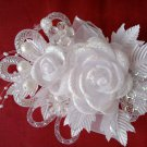 Wedding  bridal hair / corsage  flowers accessory