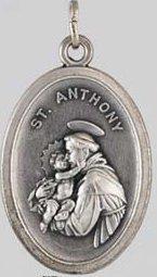 St Anthony Amulet - Amuleto de San Antonio (includes prayer)
