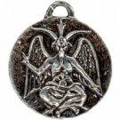 Baphomet (Sabbatic Goat) Amulet Pendant Necklace