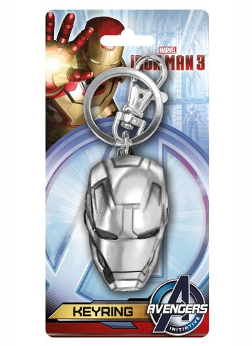 Avengers Age of Ultron Iron Man Keyring
