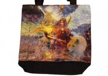 Enchanted Princess Journal & Tote Bag - Artwork by Steve Roberts