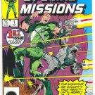G.I. Joe Special Missions #1 Zeck Art 1986