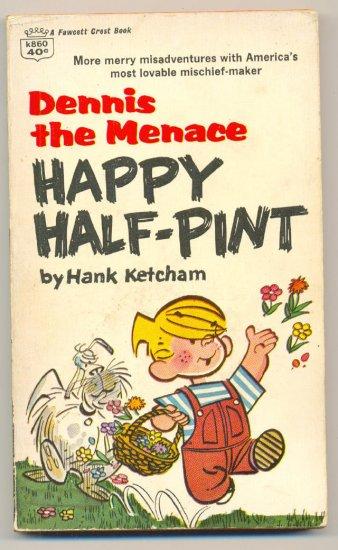 Dennis The Menace Happy Half-Pint SC Fawcett 1967