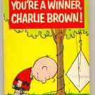 You're A Winner Charlie Brown! SC Fawcett Crest 1960