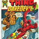 Marvel Two-In-One #3 Thing & Daredevil 1974 !