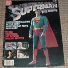 Superman The Movie DC Treasury 1979 C-62 Christopher Reeve
