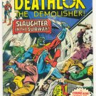 Astonishing Tales #32 Deathlok The Demolisher - Slaughter In The Subway !