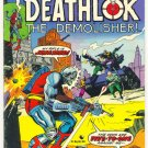 Astonishing Tales #28 Deathlok The Demolisher - Five To One vs Deathlok !