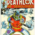 Astonishing Tales #26 Deathlok The Demolisher - Death-Machine For Hire !