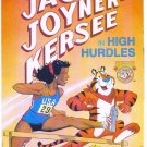 Jackie Joyner-Kersee High Hurdles DC Promo Comic Sports Illustrated HTF!