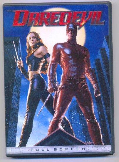 Daredevil DVD - 2 Disc Set - Full Screen - 2003