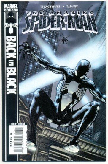 Amazing Spider-Man #541 Back In Black vs The Kingpin !