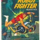 Magnus Robot Fighter #21 Gold Key 1968 Russ Manning Art !