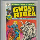 Ghost Rider #50 vs Night Rider CGC 9.6 1980 !