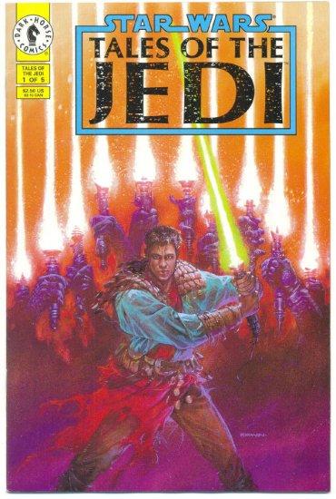 Star Wars Tales Of The Jedi #1 Dark Horse 1993 HTF !