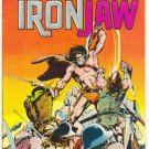 Iron Jaw #1 Atlas Comics 1975 Neal Adams Art !