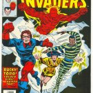 The Invaders #28 Bucky & The Kid Commandos HTF 1978 !