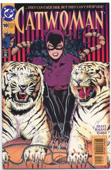 Catwoman #10 Balent Art VFNM 1994