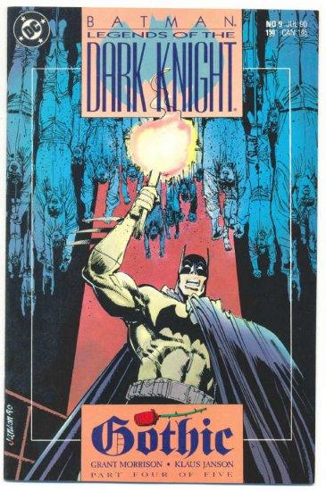 Legends Of The Dark Knight #9 Batman VFNM !