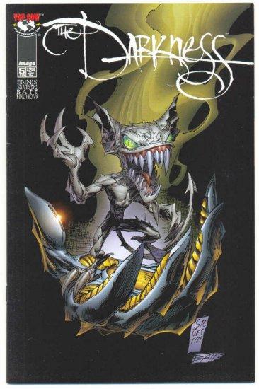 The Darkness #5 1997 Silvestri Art VFNM !