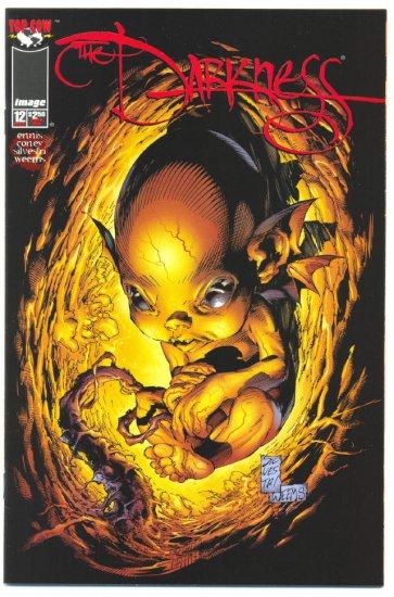 The Darkness #12 1998 Silvestri Art FNM !