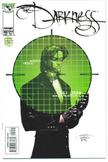 The Darkness #19 1999 Benitez Art NM !