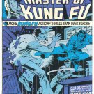 Master Of Kung Fu #96 1st App One-Eye Carter Zeck Art !