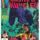 Master Of Kung Fu #103 A City At Sea Gene Day Art !