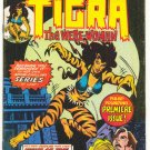 Marvel Chillers #3 Tigra The Were-Woman HTF Bronze !