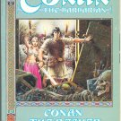 Conan The Reaver Marvel Graphic Novel Severin Art 1990