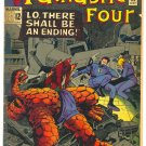 Fantastic Four #43 Frightful Four & Dr. Doom 1965 Kirby Classic !