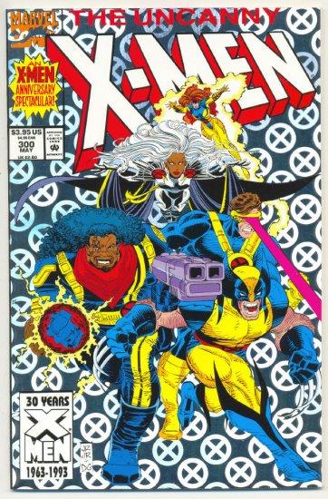 Uncanny X-Men #300 Anniversary Giant Romita Jr 1993 NM!