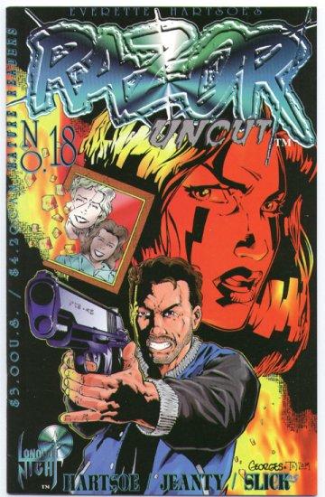 Razor #18 London Night Mature Series 1995 NM