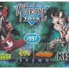 McFarlane Toys 1997 Figure Catalog Spawn Kiss !